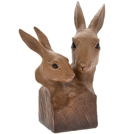 Animal Kingdom Hare Bust
