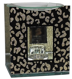 Glass Mirror Wildside Oil Burner