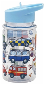 Littlestars Vehicles Drinkbottle