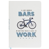 Cycling Notebook A5