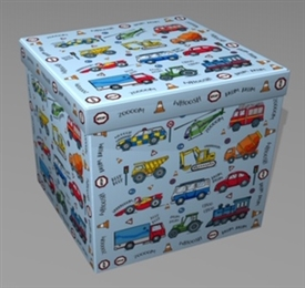 Littlestars Motor Vehicle Storage Box