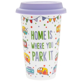 Home is Where You Park It' Travel Mug