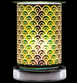 Desire Tube Shaped Aroma Lamp - Orbs