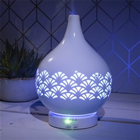 Colour Changing Desire Aroma Humidifier Fan