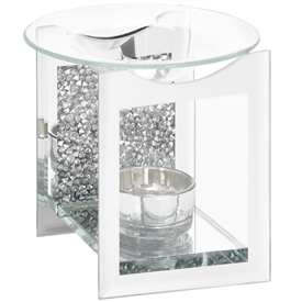 Diamante Crystal Oil Burner