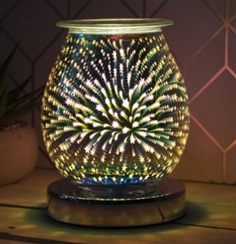 Touch Sensitive Aroma Lamp Starburst