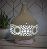 Colour Changing Desire Aroma Humidifier Grey