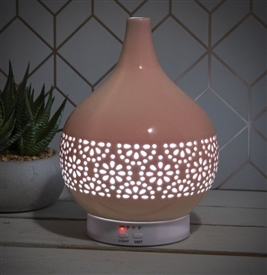 Colour Changing Desire Aroma Humidifier Pink