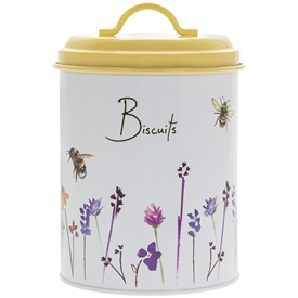 Busy Bee Biscuits Canister