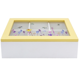 Busy Bee Tea Box 24cm