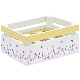 Busy Bee Egg Crate 20cm