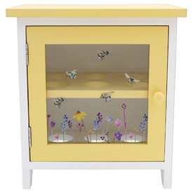 Busy Bee Egg Cabinet 22cm