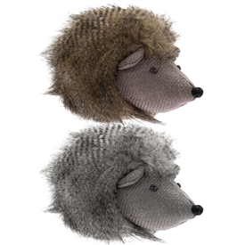 Hedgehog Doorstop 2 Assorted