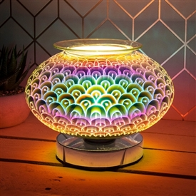 Touch Sensitive Wild Bulbous Aroma Lamp Orbs