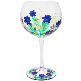 Meadow Gin Glass