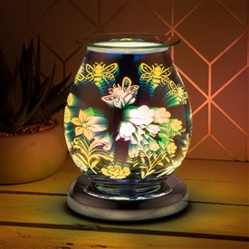 Touch Sensitive Round Aroma Lamp � Bee