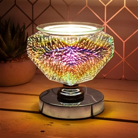 Firework Touch Sensitive Aroma Lamp Diamond