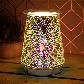 Firework Touch Sensitive Aroma Lamp Lattice