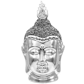Millie Crystal Ornament Thai Buddha Head