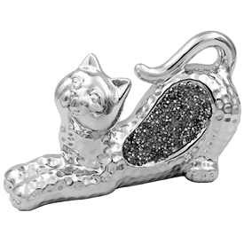 Millie Crystal Ornament Cat