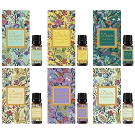 Floral Essential Oils 6 Assorted