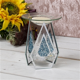 Blue Crystal Oil Burner