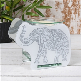 Elephant Glass Oil Burner