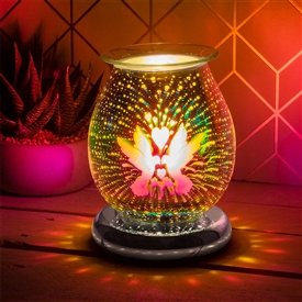 Touch Sensitive Aroma Lamp Love Birds