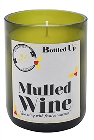 Bottled Up Candle Mulled Wine 11cm