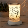 Xmas Aroma Lamp With Dimmer � Snowflake