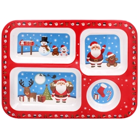 Christmas Little Stars Tray Plate 33cm