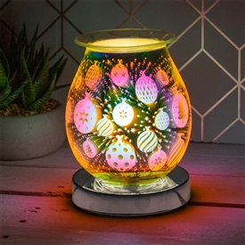 Touch Sensitive Round Aroma Lamp � Bauble