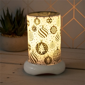 Xmas Aroma Lamp With Dimmer � Bauble