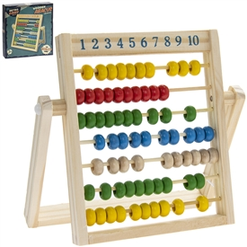 Retro Wooden Abacus