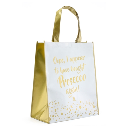 Prosecco Shopping Bag