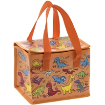 Littlestars Dinosaurs Lunch Bag 22cm