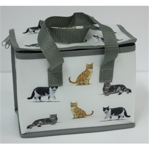 Cats Lunch Bag