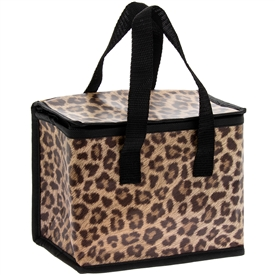 Leopard Animal Print Lunch Bag