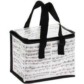 Music Lunch Bag