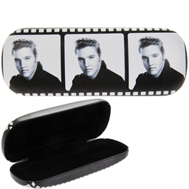 Elvis Glasses Case 17cm