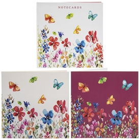 Butterfly Stationary