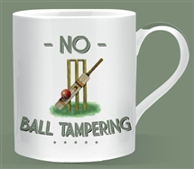 No Ball Tampering Cricket Mug
