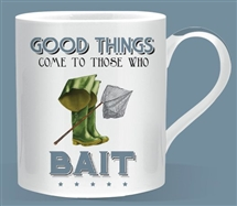 Those Who Bait Fishing Mug