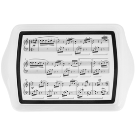 Making Music Small Tray 21x14cm