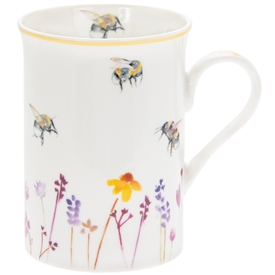 Ceramic Busy Bees Mug