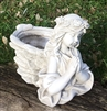 REDUCED, LIMITED TIME ONLY<p>21cm Praying Angel Plant Pot
