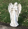 31cm Standing Angel with Lyre