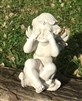 REDUCED, LIMITED TIME ONLY<p>17cm Cherub - See No Evil