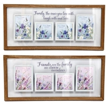 Meadow Glass Multi Frame 65cm 2 Assorted