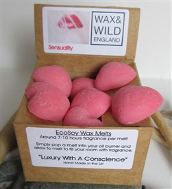 Box of 20 Soy Wax Melts - Sensuality